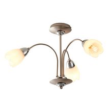 Load image into Gallery viewer, Melrose Semi Flush