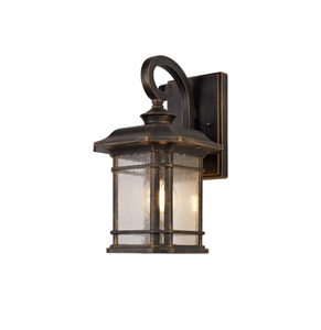 Blenheim Small Lantern Wall Light