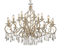 Load image into Gallery viewer, Angeline XL Crystal Chandelier