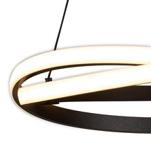 Load image into Gallery viewer, Eternity Brown LED Pendant