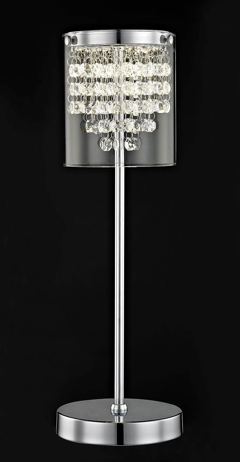 Etta Crystal Table Lamp