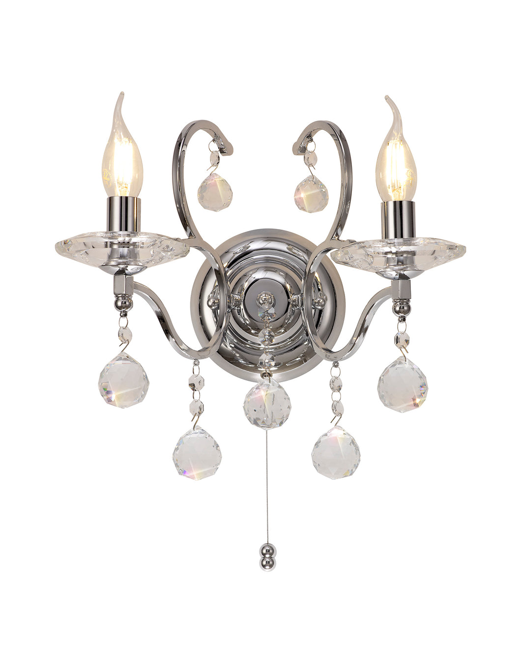 Gemini Double Wall Light