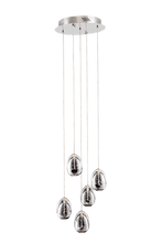 Load image into Gallery viewer, Harlow Medium Cluster Pendant