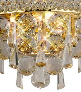 Liberty Crystal Wall Light