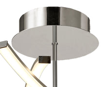 Load image into Gallery viewer, Lyra LED Semi Flush