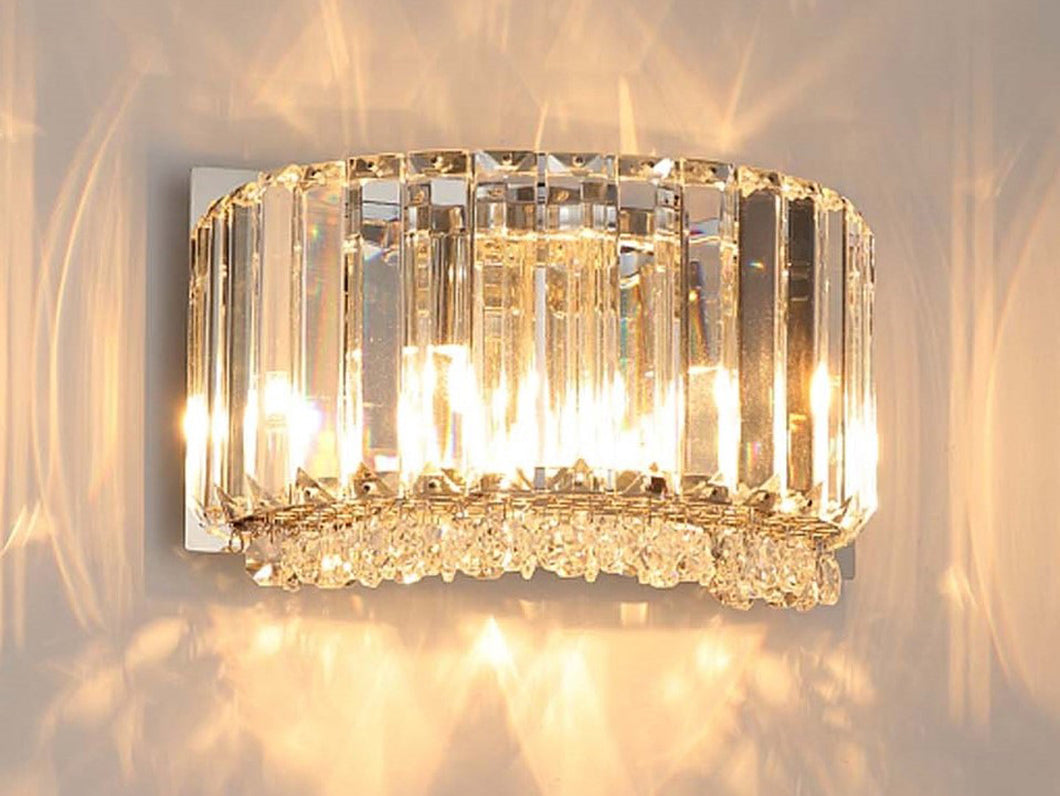 Mystique Round Wall Light