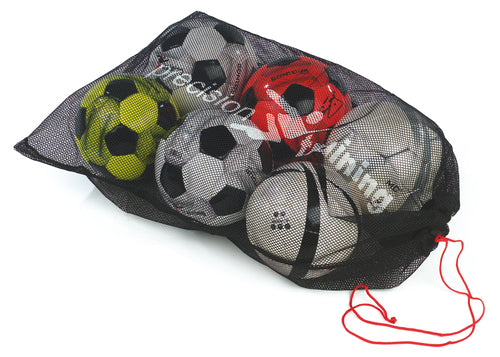 Precision Football Mesh Sack -10 Ball