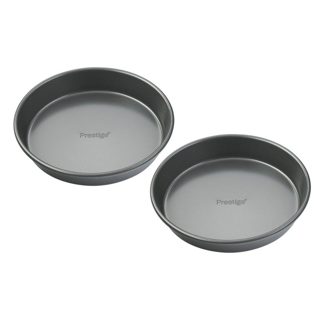"Set Of 2 8"" Round Cake Tins"