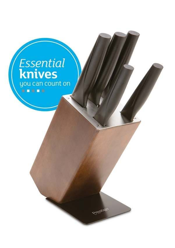 5 Piece Knife Set