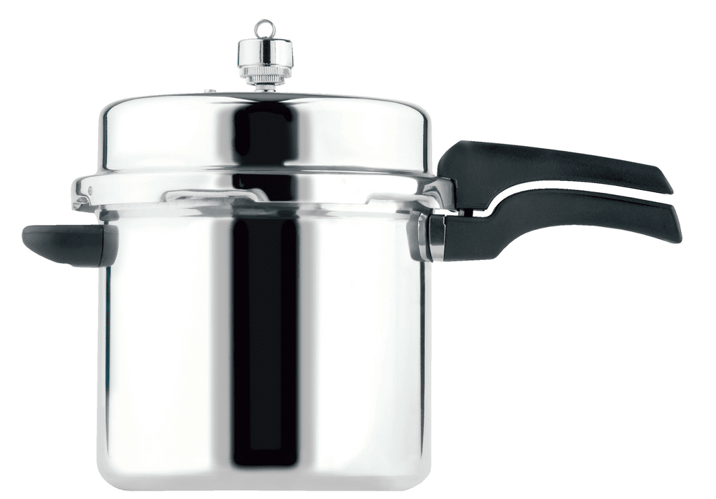 High Dome 6L Aluminium Pressure Cooker