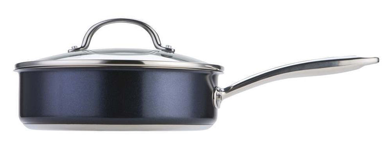 Optisteel 24Cm Stainless Steel Sauté