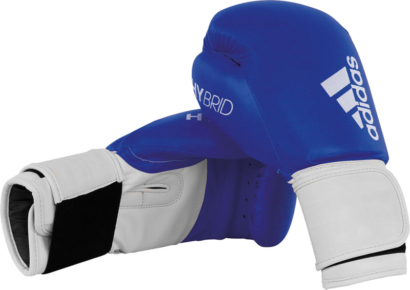 Adidas 100 Hybrid Boxing Gloves