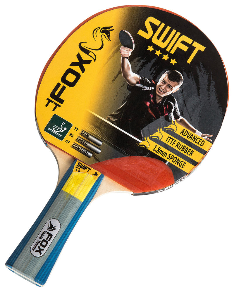Fox TT Swift 4 Star Table Tennis Bat