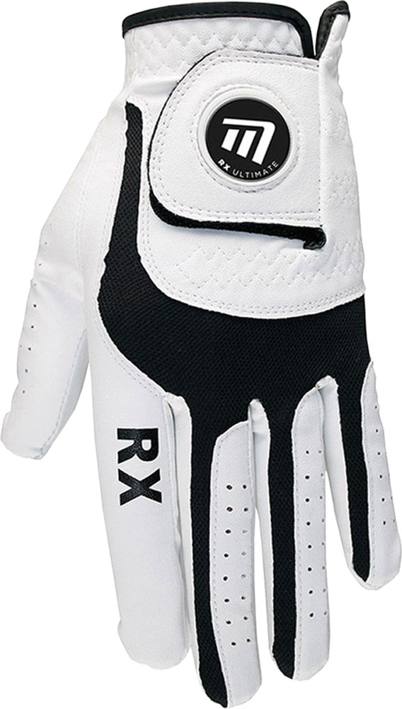 Masters Mens RX Ultimate Golf Glove White