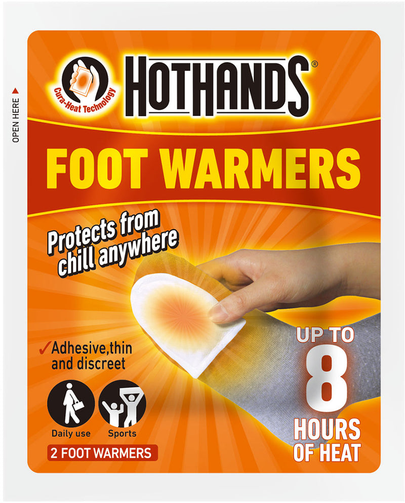 Hot Hands Foot/Toe Warmers Pack of 2