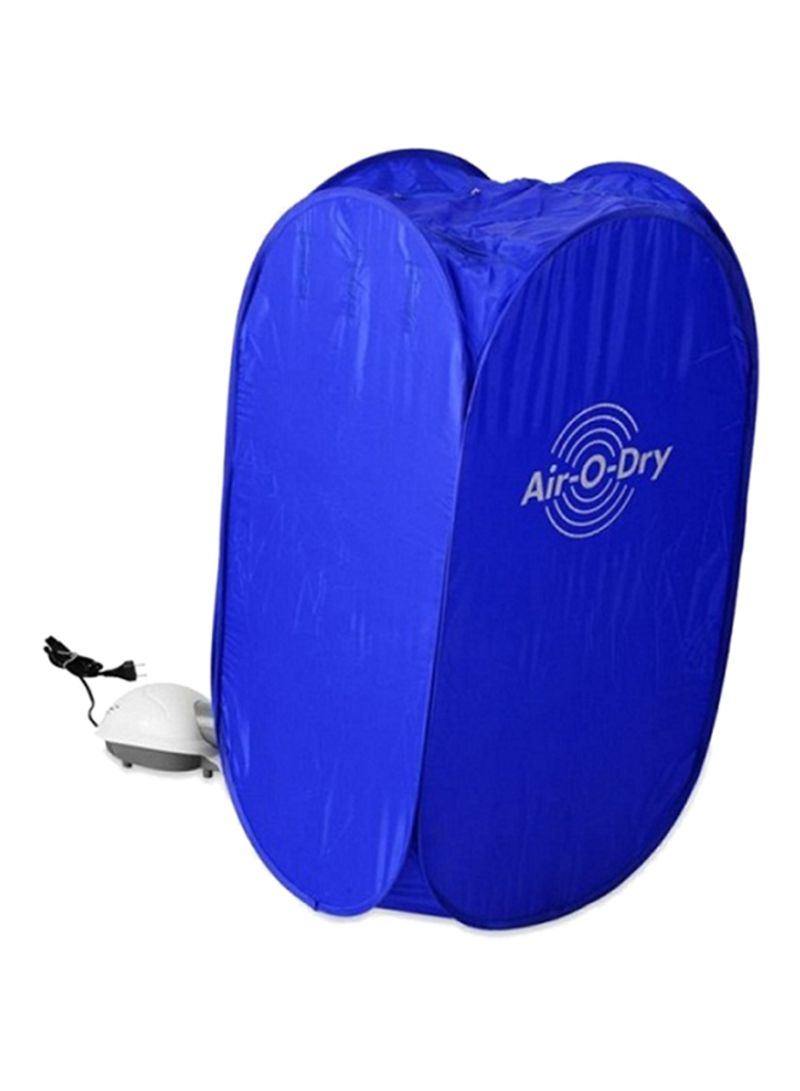 Generic Air O Dry Portable Cloth Dryer Blue