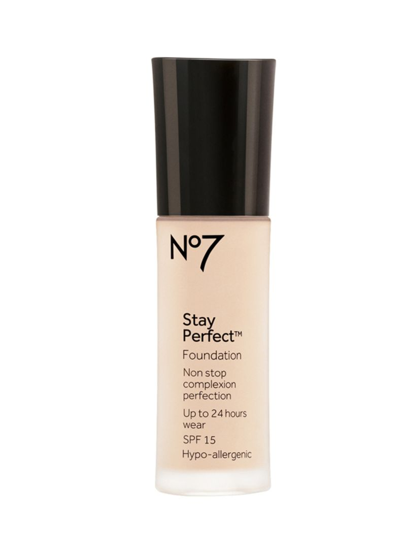 Stay Perfect Foundation SPF 15 Beige