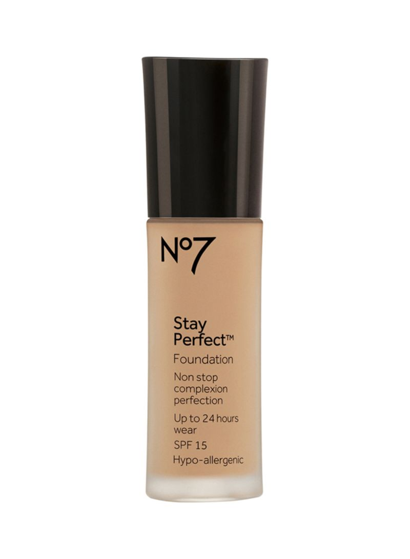 Stay Perfect Foundation SPF 15 Soft Rose