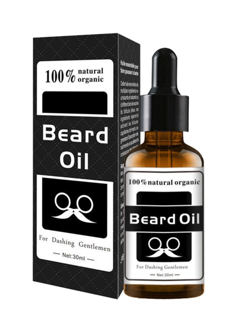 Natural Organic Beard Growth Oil 30ml