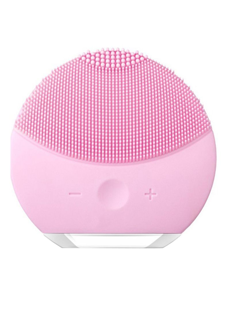 Facial Cleansing Device Pink