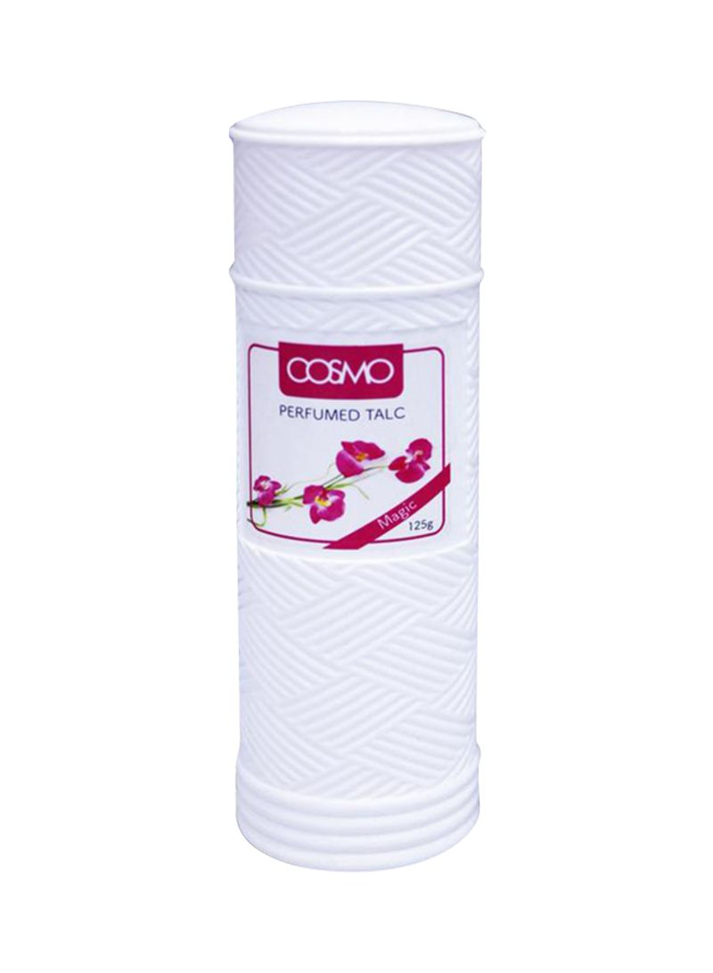 COSMO Magic Perfumed Talcum Powder 125g