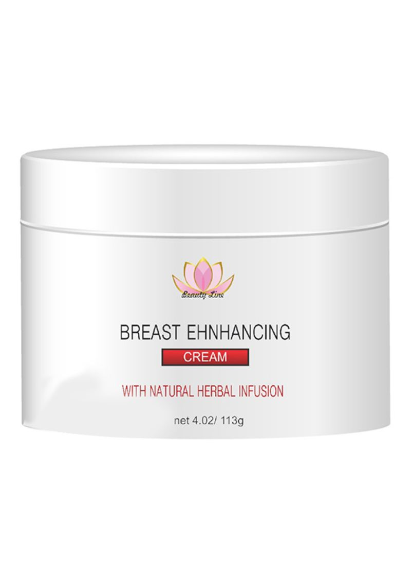 Generic Breast Enhancing Cream With Natural Herbal Infusion White 113g