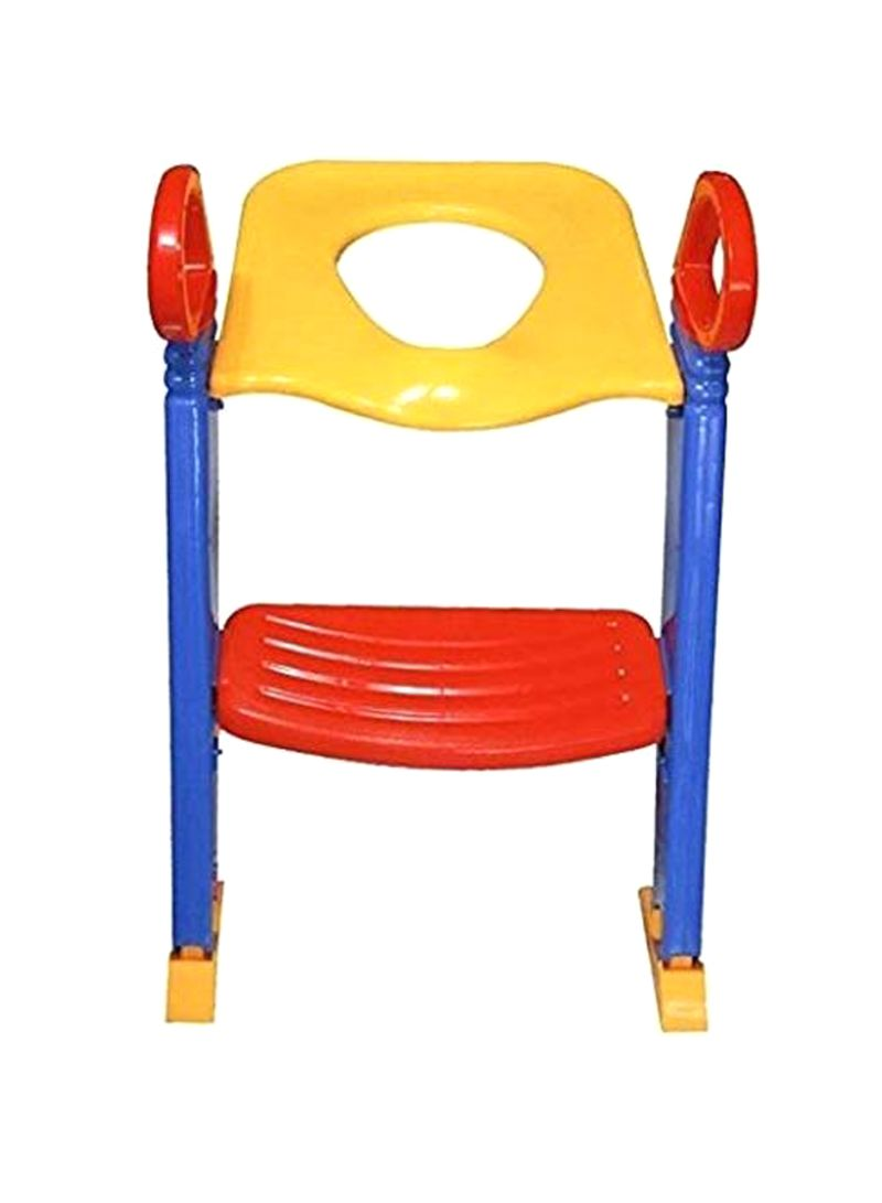 Potty Trainer Seat With Ladder