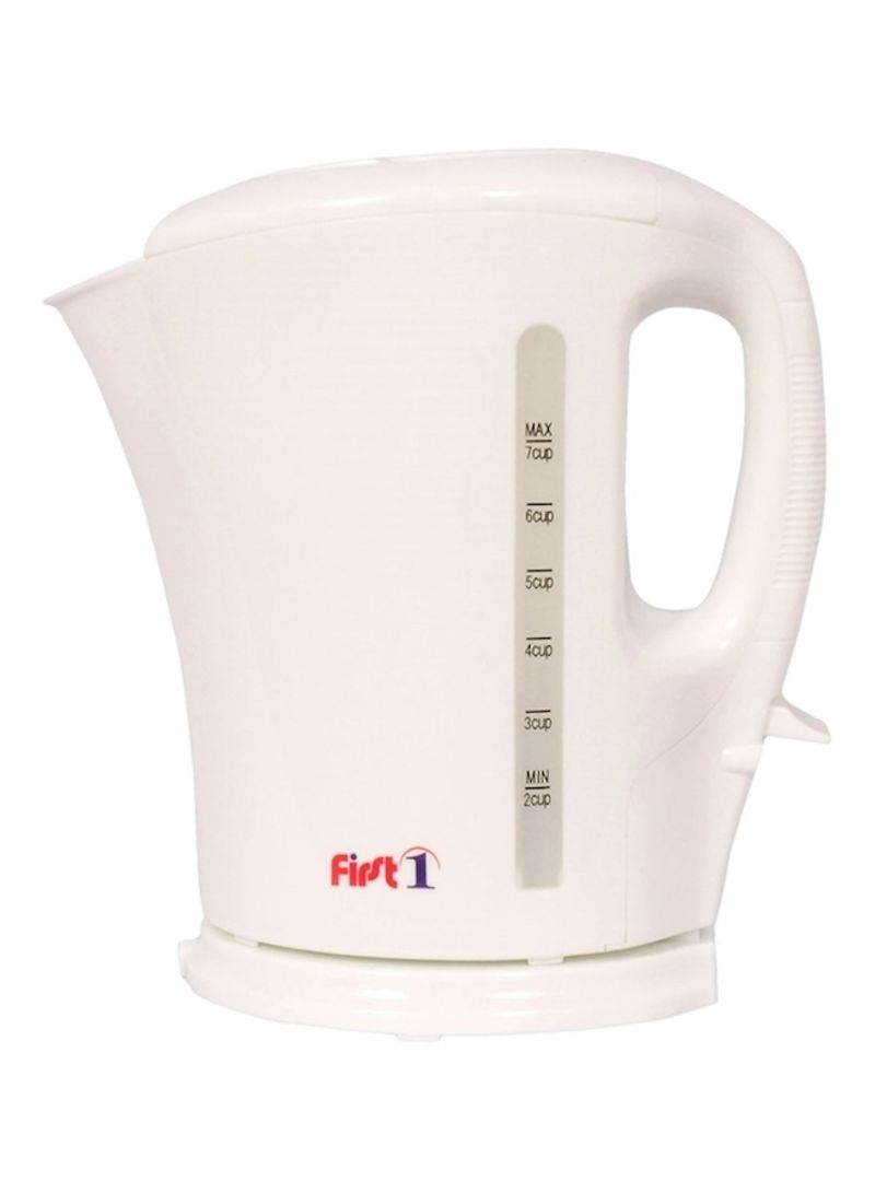 N1 - First1 Electric Kettle 1.5L FKT945 White