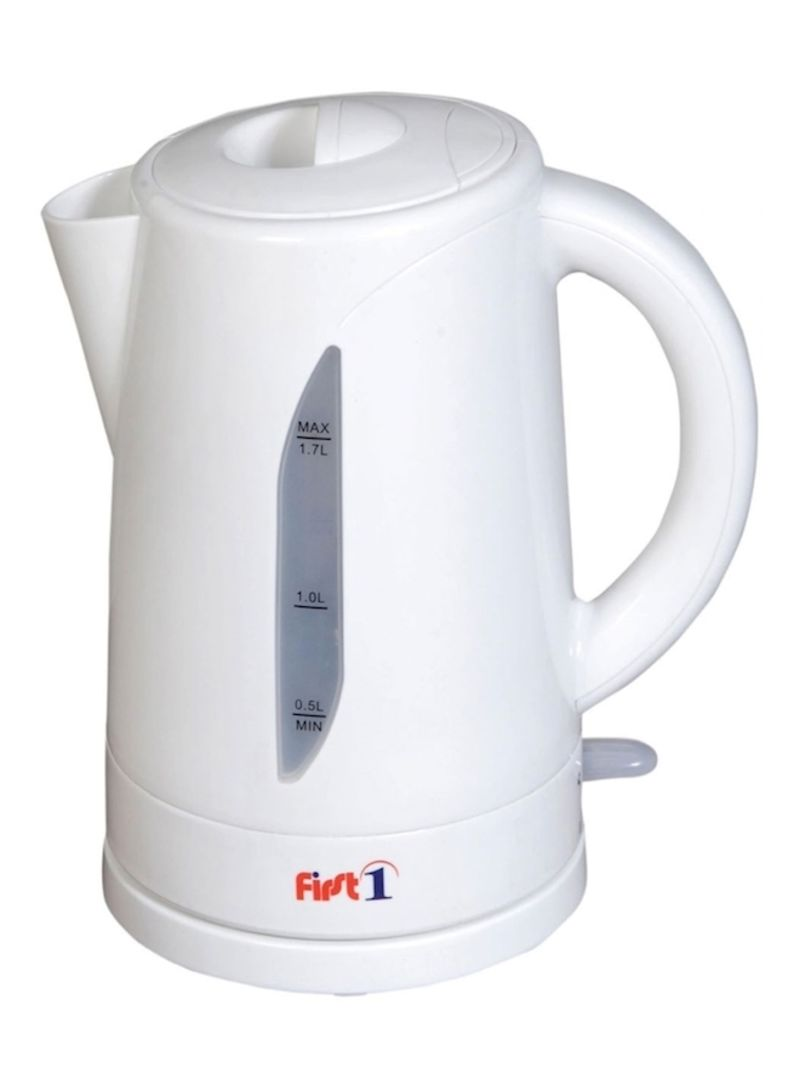 N1 - First1 Electric Kettle 1.7L FKT725 White