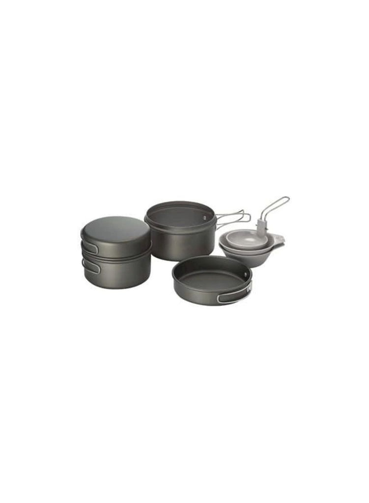 Solo 2 Cook Set Silver