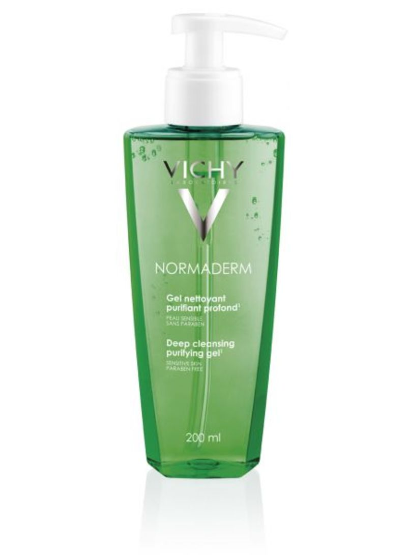 Normaderm Deep Cleansing Purifying Gel, 200 ml