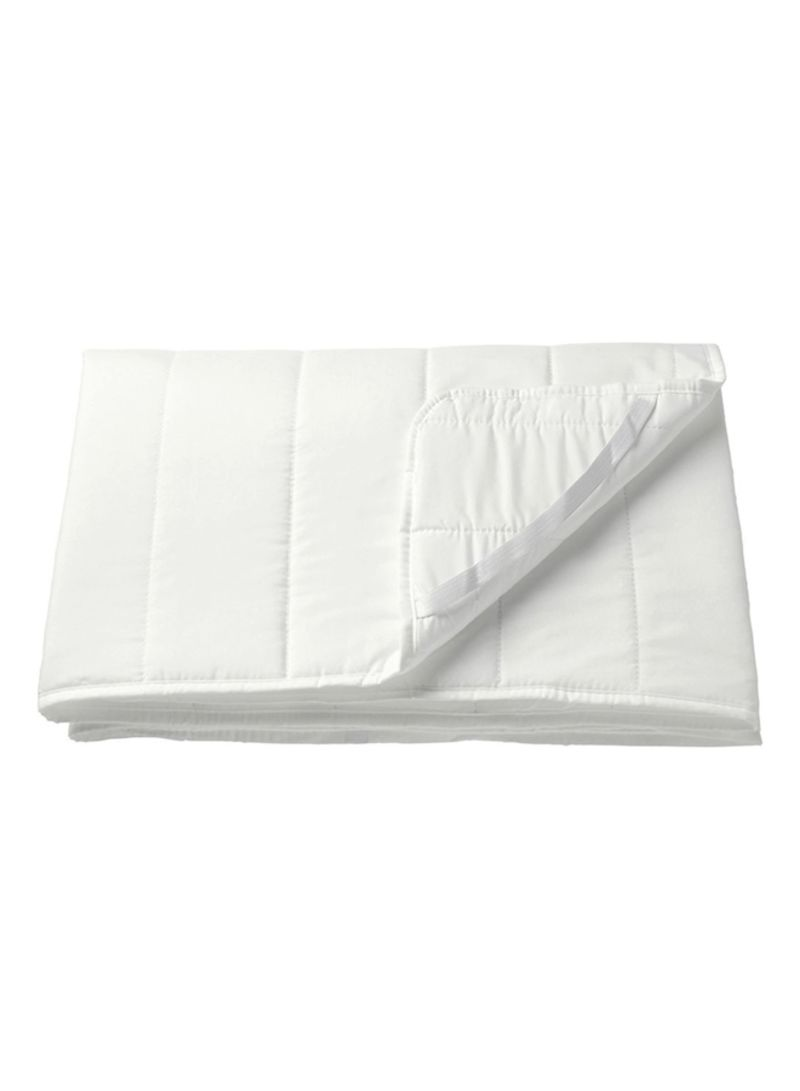 Nattlig Mattress Protector Mixed White S