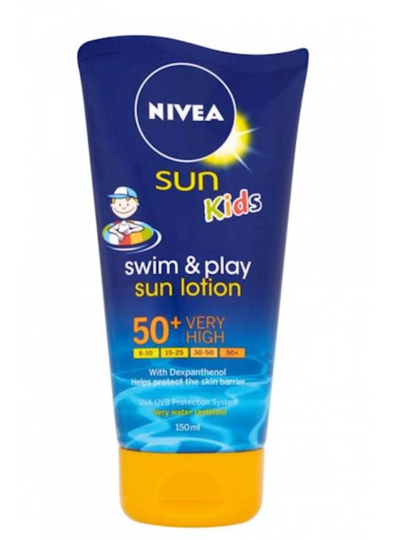Sun Kids Swim And Play Sun Lotion Spf 5 1