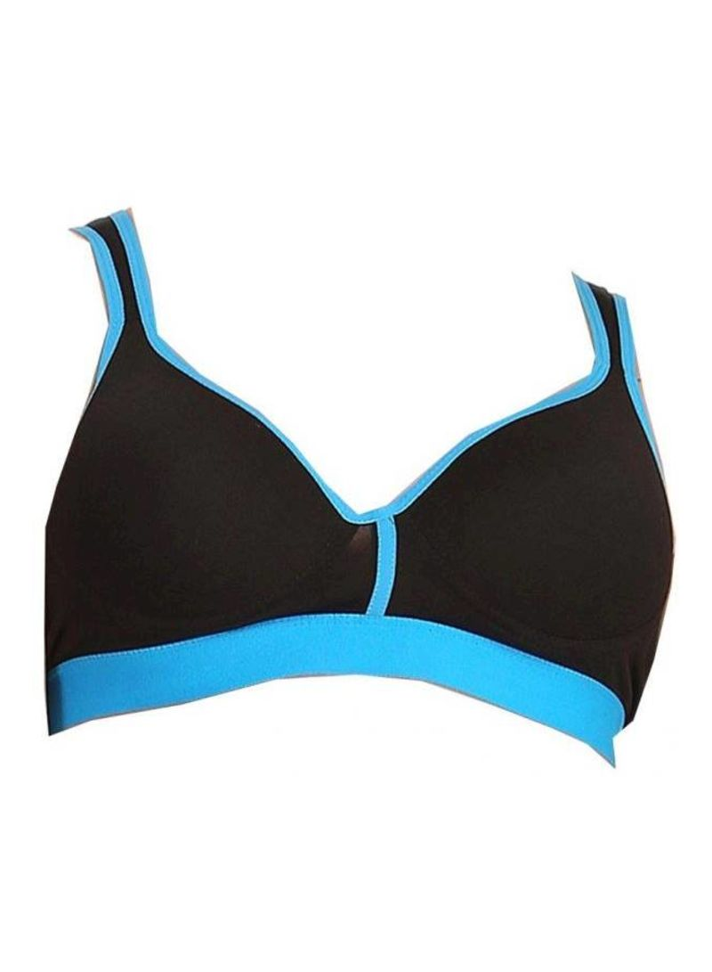 Generic Essential Sports Bra For Girls And Blue