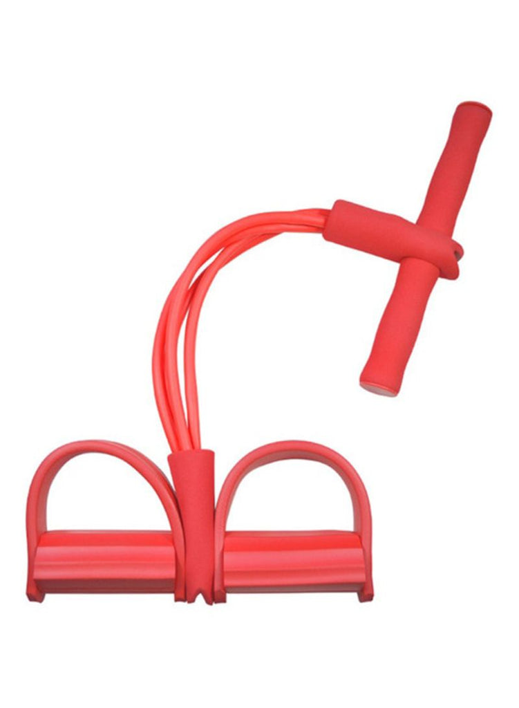 4 Tube Sit up Pull Rope