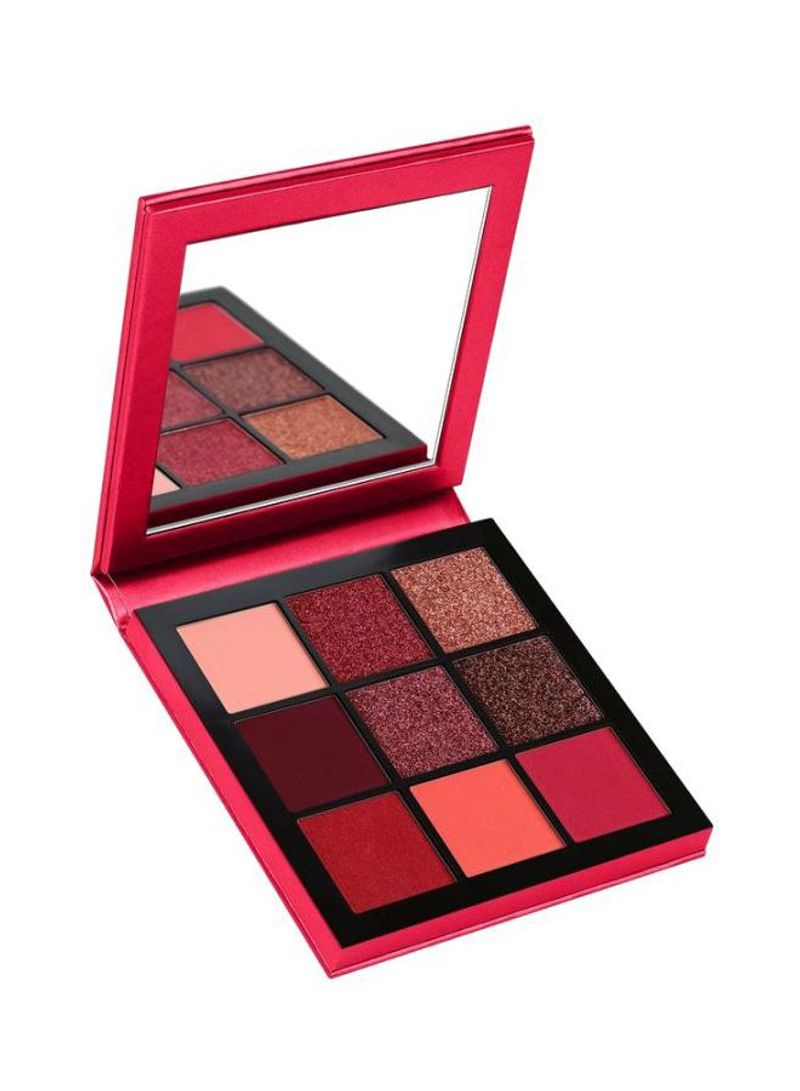9-Color Obsessions Eyeshadow Palette Ruby