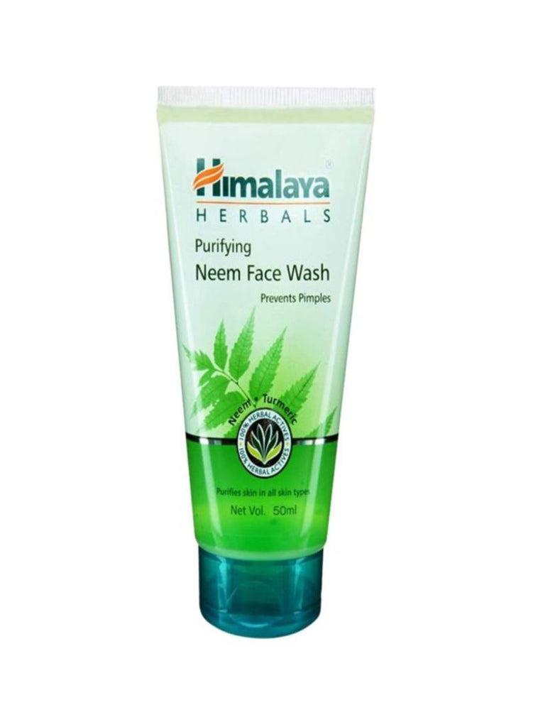 Himalaya Herbals Purifying Neem Face Wash 50ml
