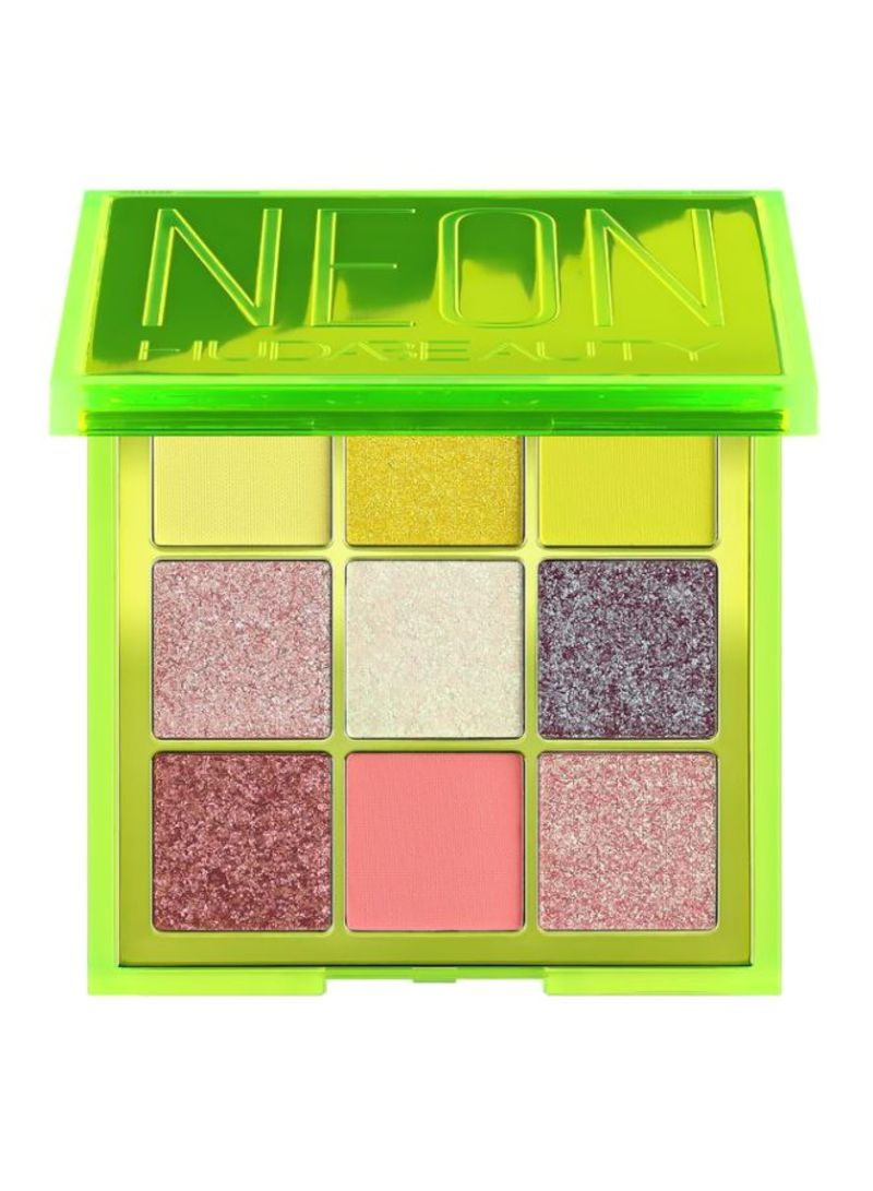 Neon Obsessions Eyeshadow Palette Neon Green