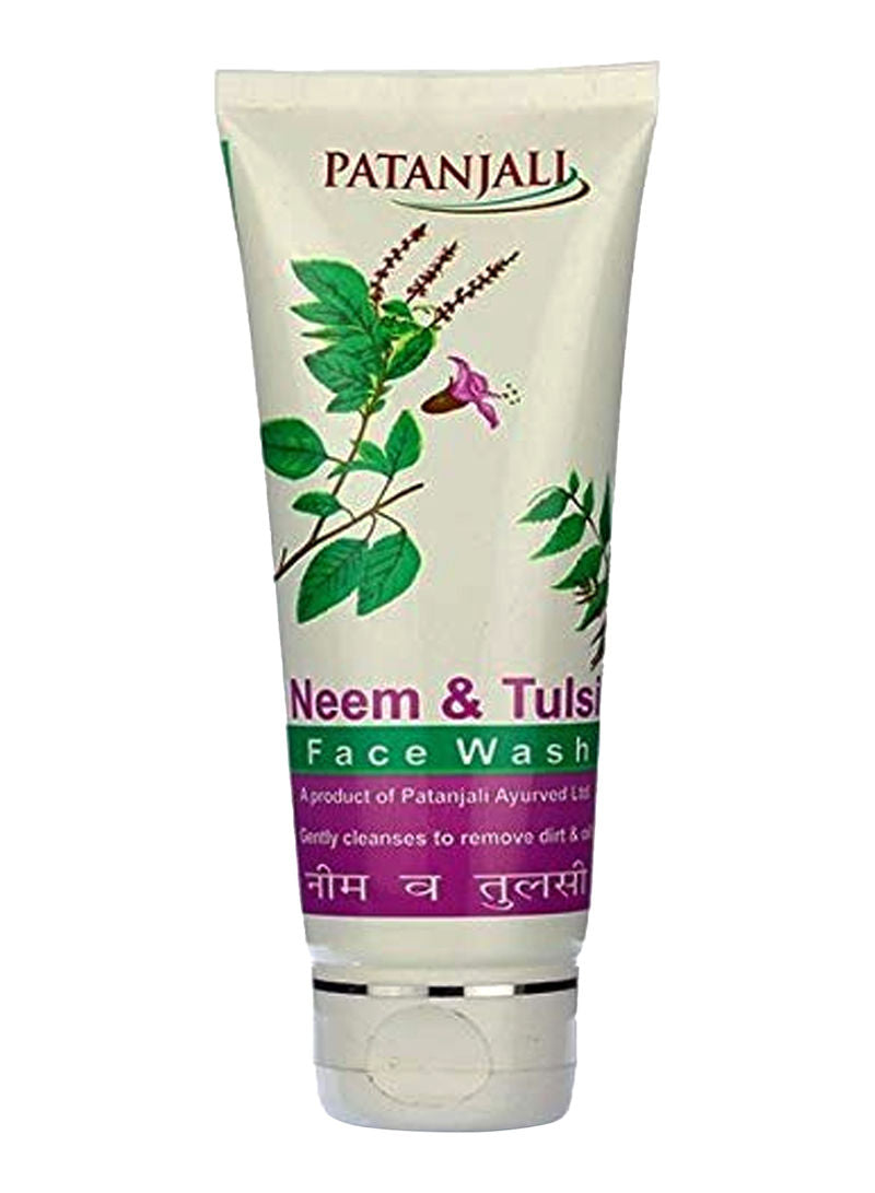 PATANJALI-Neem-And-Tulsi-Face-Wash-60ml