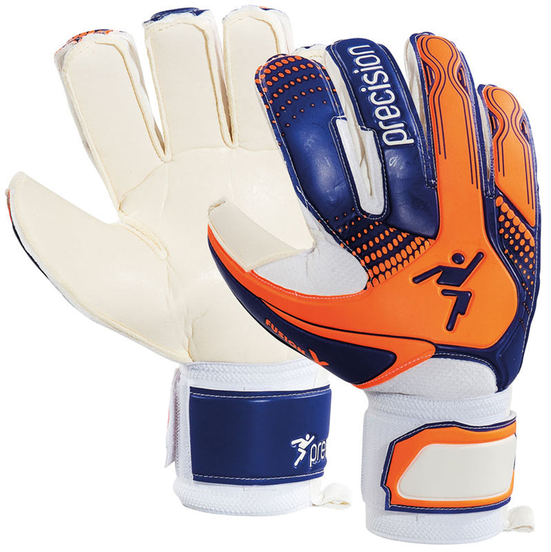 Precision Fusion-X Trainer Football GK Gloves