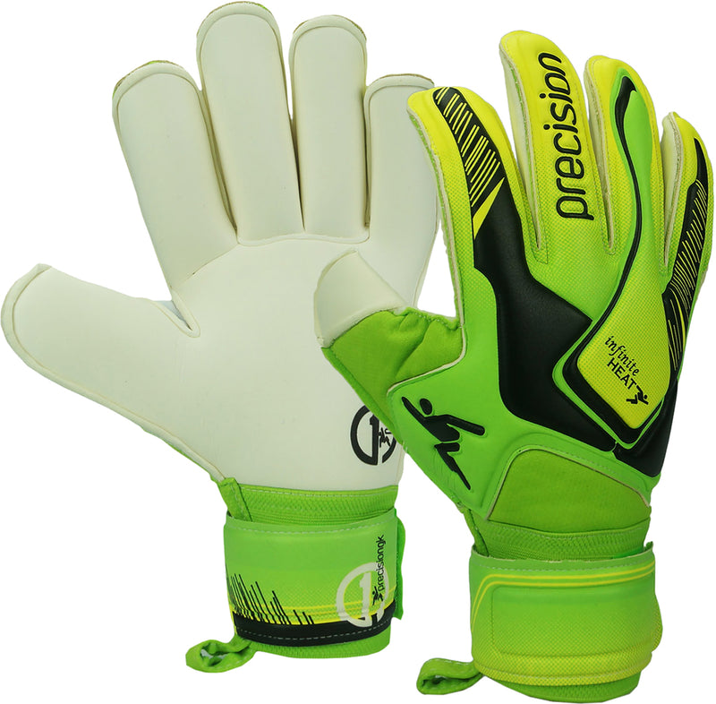Precision Infinite Heat Football GK Gloves