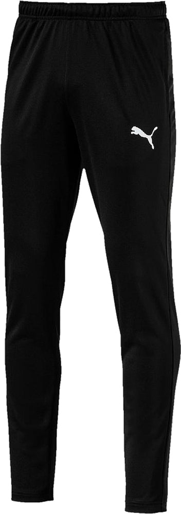 Puma ftblPLAY Adult Football Training Pant Asphalt-Black