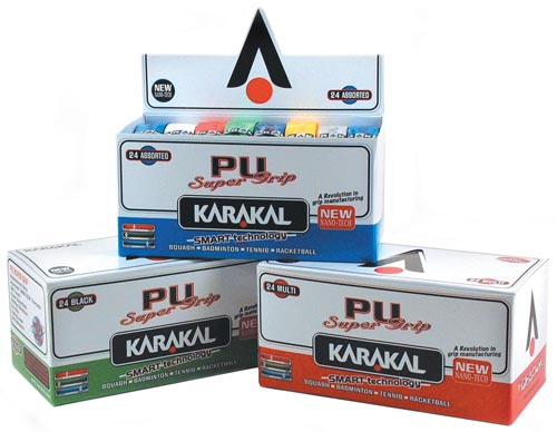 Karakal Duo PU Super Grip (Box of 24)