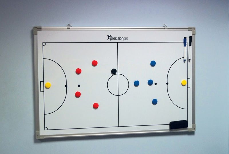 Precision Football Coaches Training Futsal Tactics Board