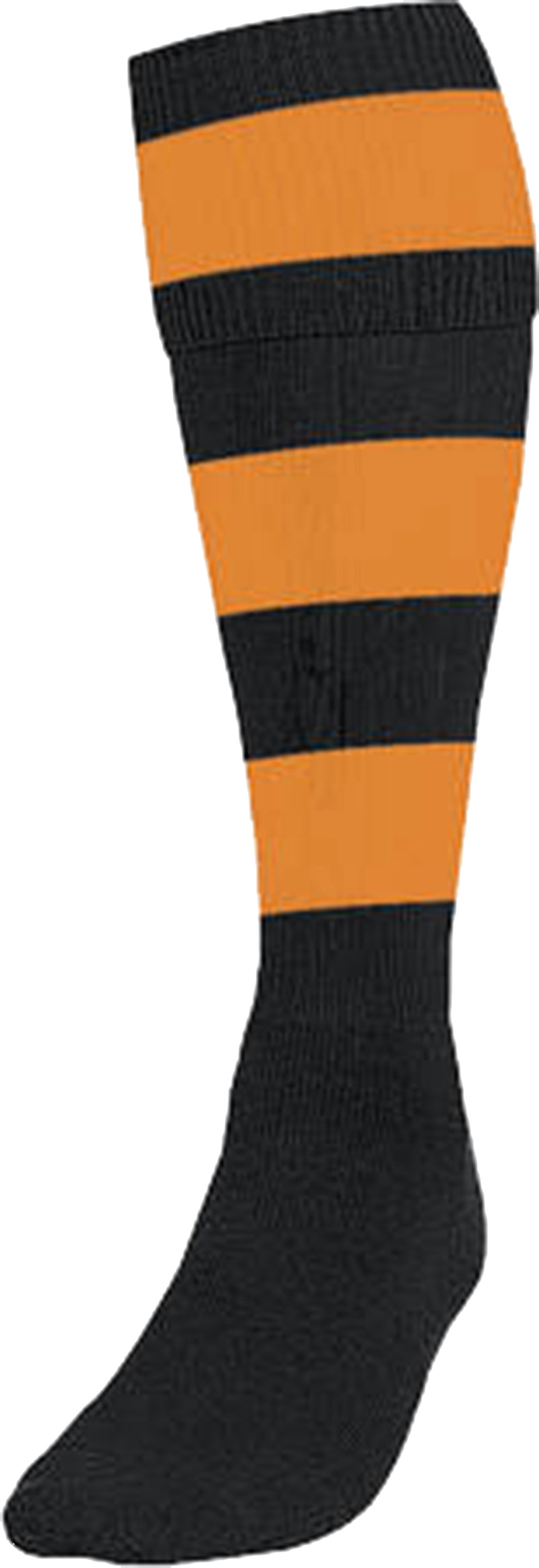 Precision Hooped Football Socks Junior Or Adult Sizes