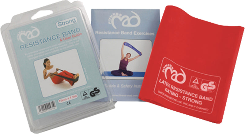 Yoga-Mad Exercise & Fitness Resistance Bands