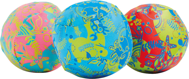 Speedo Swimming Sea Squad Water Ball Assorted