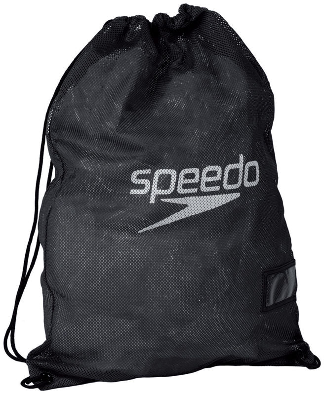 Speedo Swimming Equipment Mesh Wet Kit Bag