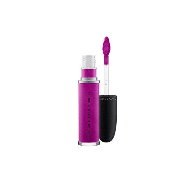 Retro Matte Liquid Lipcolour Atomized