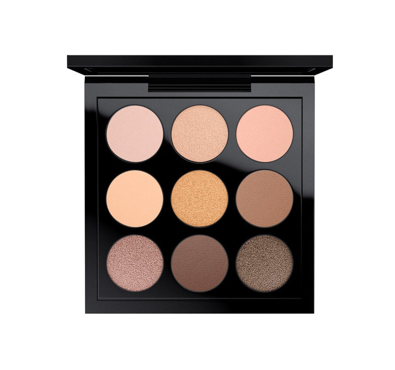 9-Colour Eye Shadow Palette Ambr Tmes Nine